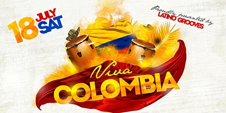 Viva Colombia tickets