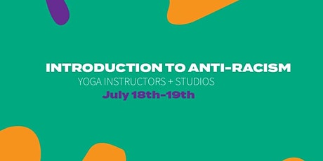 Introduction to Antiracism for Yoga Instructors & Studios tickets