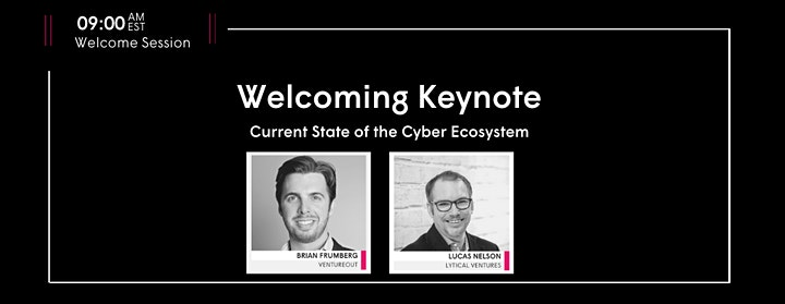 Cyber Conference & Startup Showcase image