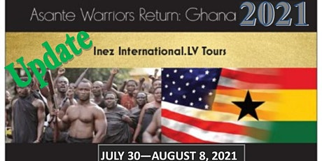 Asante Warriors Return: Ghana 2021 BRUHZ TOUR!! tickets