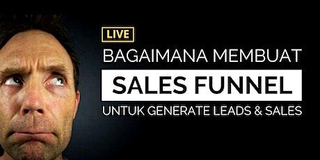Bagaimana Menggunakan Sales Funnel Untuk Generate Leads & Sales tickets