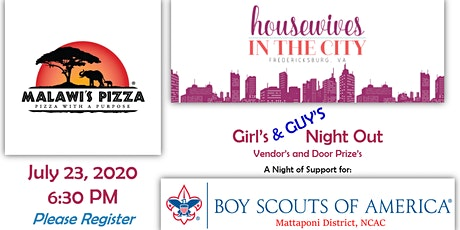 Malawi's Girl's & Guy's Night Out tickets