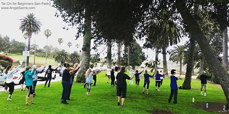 Ocean View Tai Chi for Beginners (In-Person Classes) tickets