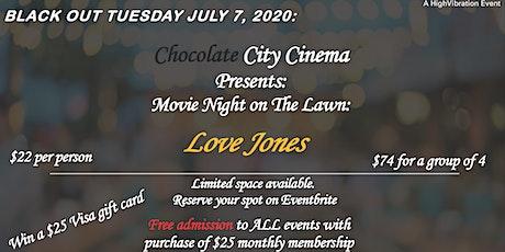 Chocolate City Cinema tickets