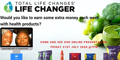 Total Life Changes: opportunity online presentation tickets