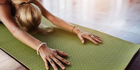 Hatha Yoga For Beginners Live Stream tickets