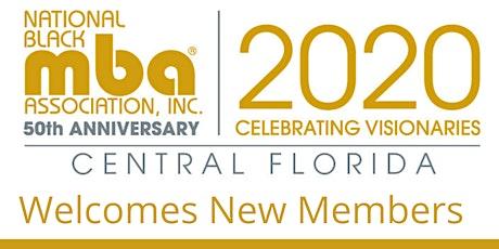 CFL NBMBAA New Member Orientation tickets