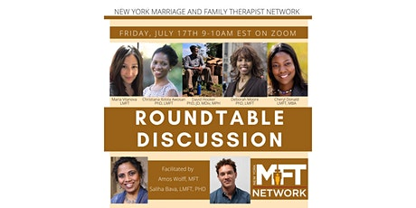NYMFTN RoundTable Discussion tickets