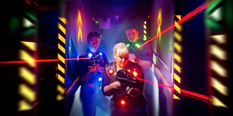 Re-Orientation - Laser Tag tickets