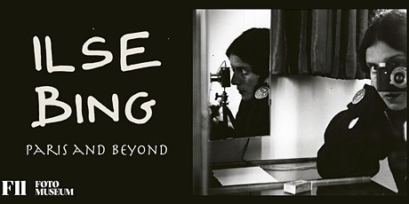 Free Guidied Tour : Ilse Bing – Paris and Beyond tickets