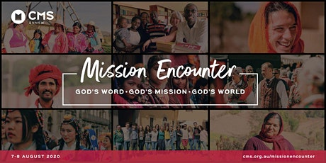 CMS Mission Encounter 2020 tickets