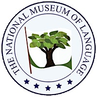 The National Museum of Language logo