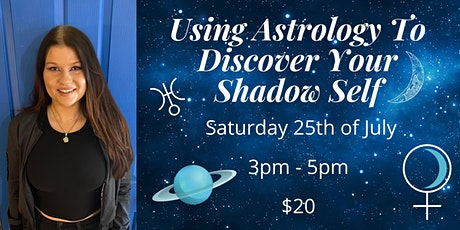 Using Astrology To Discover Your Shadow Self tickets