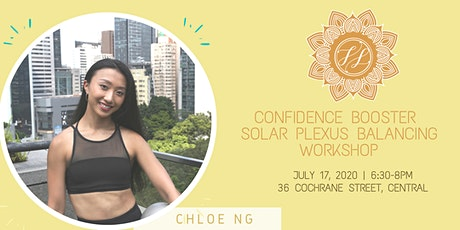 Confidence Booster -  Solar Plexus Balancing Workshop tickets