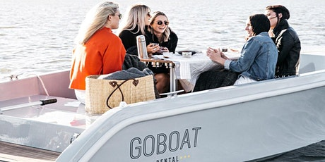 SOLD OUT - Full Wine Tasting Experience on Go-Boat with Winederlust tickets