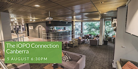 The IOPO Connection Event - Canberra tickets