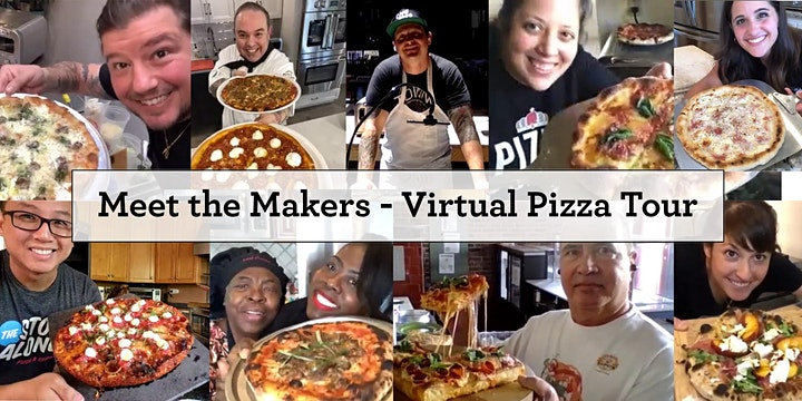 Meet the Makers - Breville's Virtual Pizza Tour with Scott Wiener image