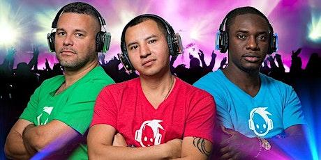 California State Fair Digital Festival - Silent Disco DJ Battle powered by tickets
