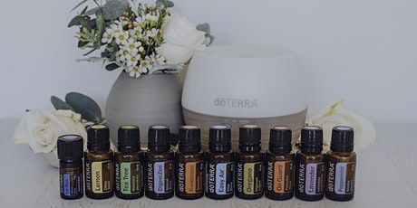 Natural Solutions - An Introduction to Essential Oils tickets