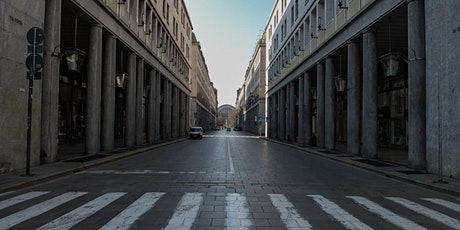 Crime Scenes in a Ghost Town - The Atmospherics of Lockdown billets
