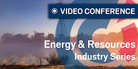 WEBINAR | Energy & Resources: Disruption in the Energy Sector tickets