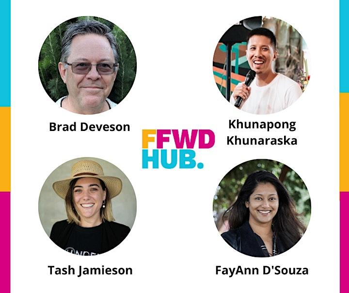 FFWD HUB Demo Night image