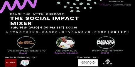 The (Virtual) Social Impact Mixer tickets