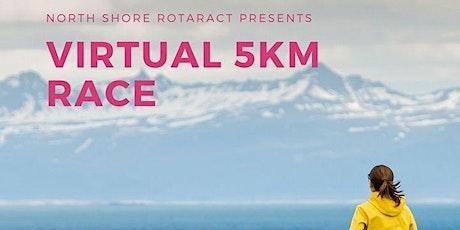 Virtual 5KM KidSport Fundraiser tickets