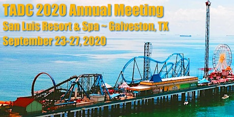 TADC 2020 Annual Meeting tickets