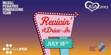 Revivin' the Drive-In tickets