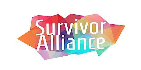 Survivor Alliance Ally Training tickets