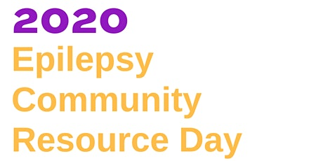 2020 Epilepsy Community Resource Day tickets