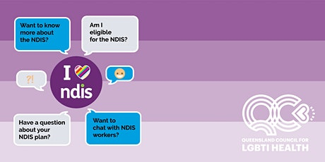 LGBTIQ+ Sistergirl and Brotherboy NDIS info session tickets