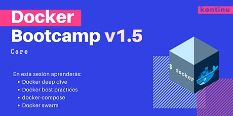 Bootcamp Docker - Core tickets