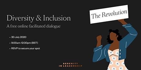 Diversity & Inclusion: The Revolution tickets