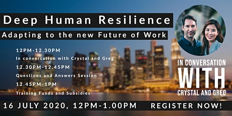 Deep Human Resilience - Adapting to the new Future of Work tickets