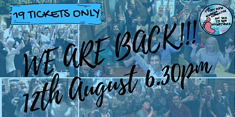 Five Foot Rope Networking Event August - WE ARE BACK!!! tickets