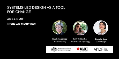 SYSTEMS-LED DESIGN AS A TOOL FOR CHANGE tickets