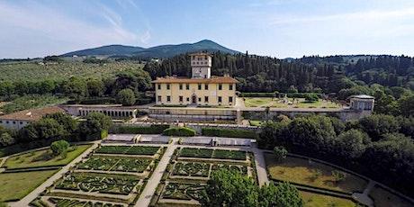 Giardini della Bizzarria - Visita tematica al Giardino di Villa La Petraia biglietti