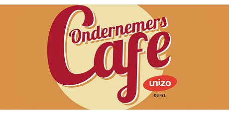 Ondernemerscafé Unizo Deinze - Movemint tickets