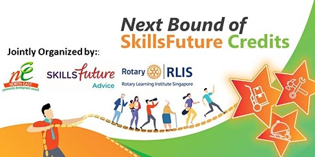 SkillsFuture Advice Workshop: Next Bound of SkillsFuture Credit tickets