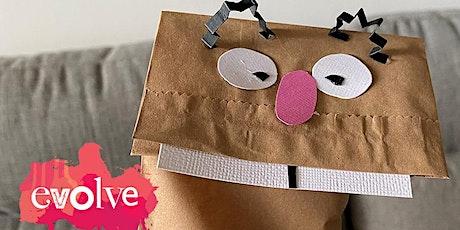Evolve - Spare Parts Puppet Theatre - Open Creativity Workshop tickets