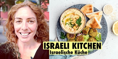 ISRAELI KITCHEN mit Inbar Perez Tickets
