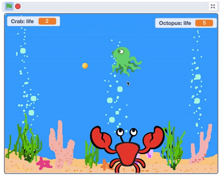 GAME ON! Scratch Masters Design Your Own Game, [Ages 7-10] @ Bukit Timah image