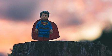 Devenez le héros de votre vie billets