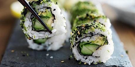 Ab auf die Matte Sushi - Kochkurs in Berlin – wie man Sushi selber macht Tickets