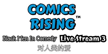 Comics Rising tickets