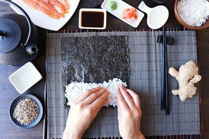 Ab auf die Matte Sushi - Kochkurs in Berlin – wie man Sushi selber macht: Bild