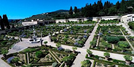 Giardini della Bizzarria - Visita tematica al Giardino mediceo di Castello biglietti
