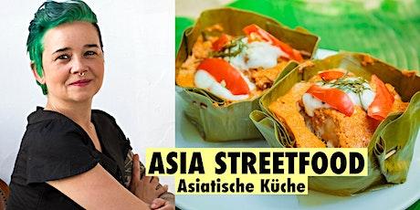 ASIA STREET FOOD mit Corinna Krampe Tickets